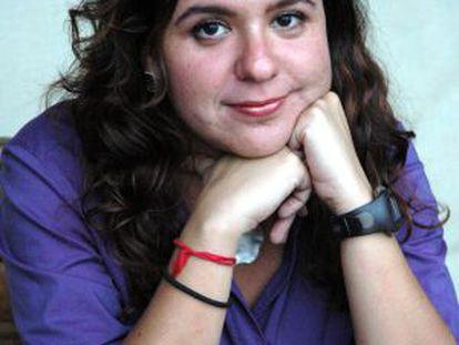 Marcela Turanti, periodista.