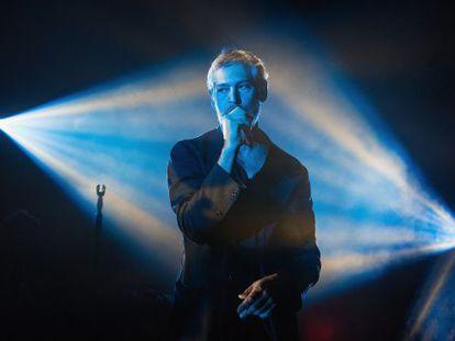 El cantante Matisyahu, en una actuación el pasado octubre en Seattle.