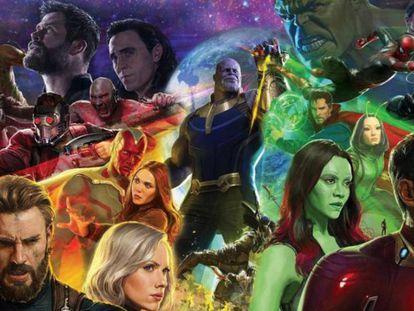 Once razones por las que 'Vengadores: Infinity war' ha tenido el mayor estreno de la historia