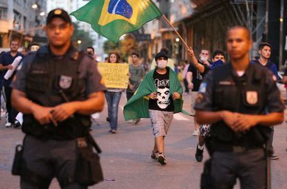 Concentran este miércoles en Niterói, ciudad vecina a Río de Janeiro