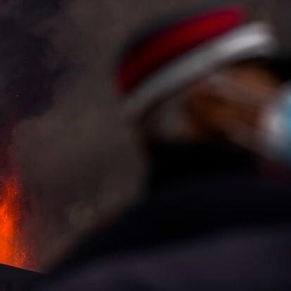 DVD 1071 (22-09-21) El volcán Cabeza de Vaca en la localidad de Tacande, El Paso, La Palma. Foto Samuel Sánchez