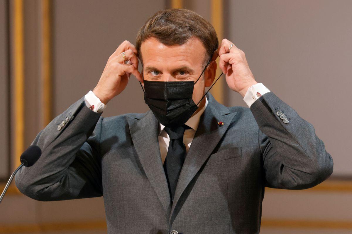 Macron avanza  en su ofensiva para conquistar el voto de la derecha