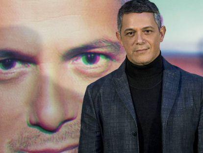 Alejandro Sanz, en noviembre de 2018, en Madrid.