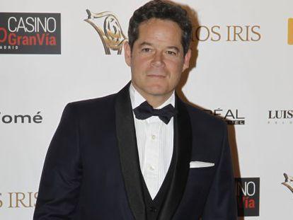 El actor Jorge Sanz.