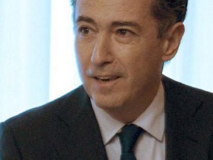 Enrique Ossorio, nuevo consejero de Economía y Hacienda.