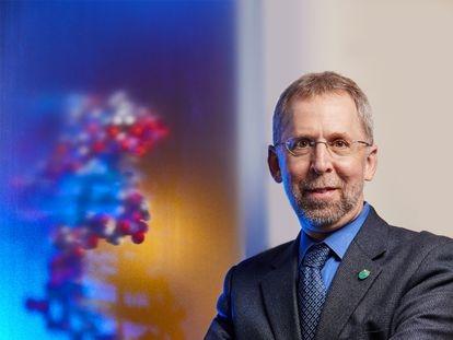 Eric Green, director del Instituto de Investigación sobre Genoma Humano de EE UU.