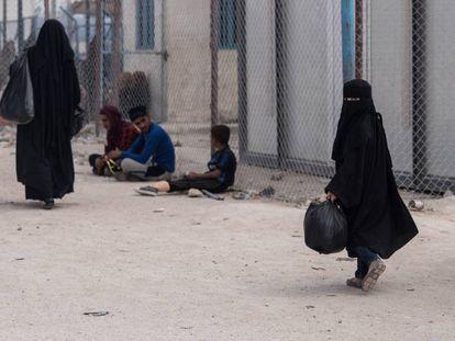 La frágil situación de los niños españoles del ISIS