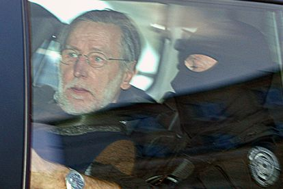 Michel Fourniret llega al juzgado de Charleville-Mezieres, en el norte de Francia, en mayo de 2008.