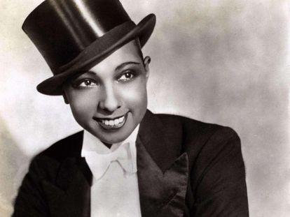 Josephine Baker, en una imagen de los años 20 del siglo pasado.