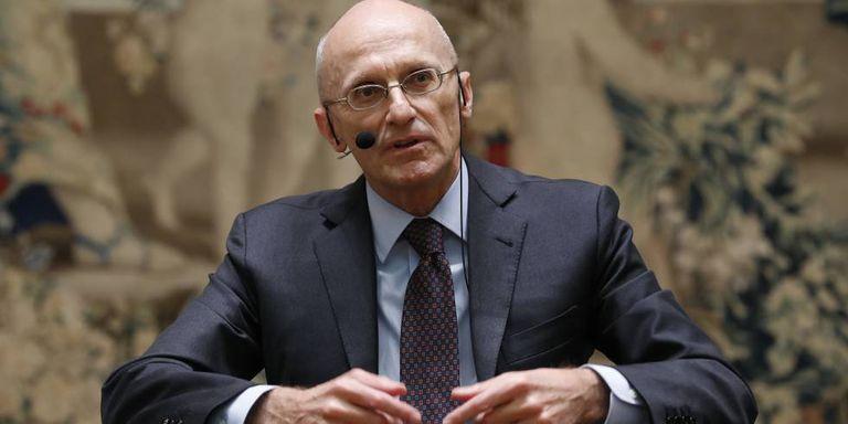 Andrea Enria, responsabile della vigilanza bancaria presso la BCE