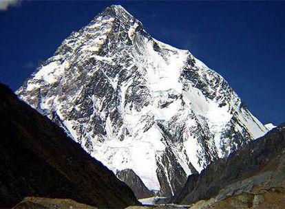 Imagen del K2.