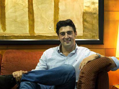 Javier Andrés, cofundador de Ticketea.