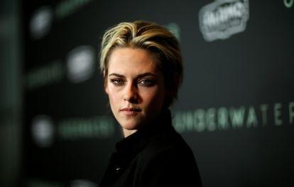 Kristen Stewart, en un estreno en enero de 2020 en Los Ángeles.