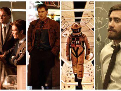 'Origen', 'Blade Runner', '2001: Una odisea en el espacio' o 'Enemy'. Cuatro películas de las que sales del cine con la cara en forma de interrogación.