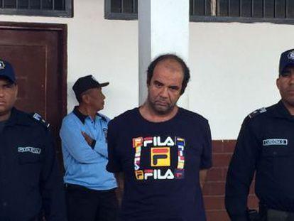 Iván Merino, de 35 años, confiesa el delito en un vídeo difundido por la policía