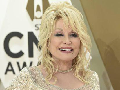 Dolly Parton, en Nashville (EE UU), en noviembre de 2019.