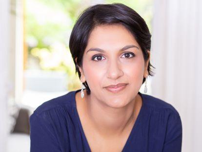 Angela Saini, periodista científica británica, autora del libro 'Superior'.