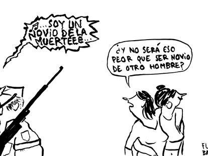 LGTBIfobia, por Flavita Banana