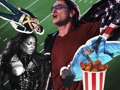 Superestrellas como Michael Jackson, Janet Jackson , Bono o Prince mueven millones, pero no tanto como las alitas de pollo, un clásico para ver el partido de la Super Bowl y que este año podría llegar a las 1.500 millones de unidades consumidas.