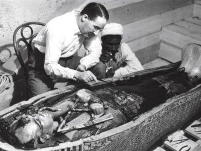 El misterio de Tutankamón y el amante de Alejandro Magno