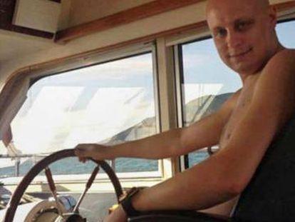 El hacker ruso Evgeniy M. Bogachev, en una imagen del FBI publicadas por 'The New York Times'