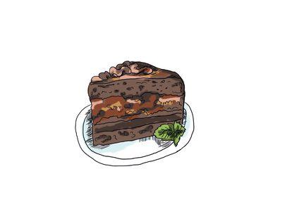 La tarta Sacher de chocolate salió en 1832 de las manos de Franz Sacher, padre del fundador del hotel homónimo ubicado en el centro de Viena.