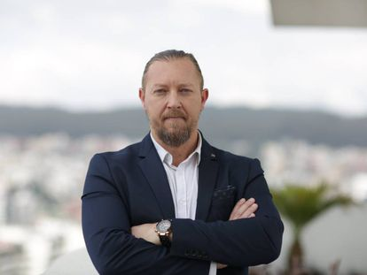 David Morales, director y propietario de UC Global.