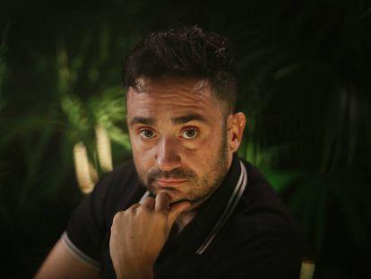 El cineasta Juan Antonio Bayona.