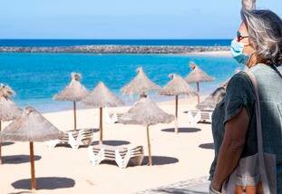 Este año, el flujo turístico internacional en España cobrará fuerza, pero su recuperación plena se espera para 2022 o, incluso, 2023