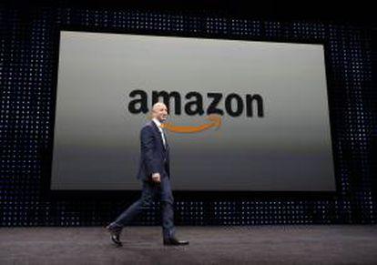 Una fotografía de archivo muestra al fundador del portal de ventas online Amazon, Jeffrey P. Bezos. EFE/Archivo