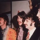 The Beatles, who have sold the most records in the first half of 2020.