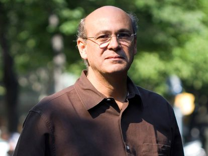 El periodista Carlos Fernando Chamorro.