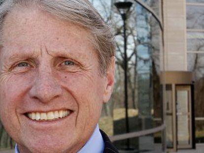 Russell Wasendorf, broker condenado a 50 años de prisión por fraude.