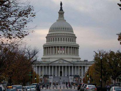 El edificio del Capitolio, en Washington.