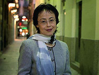 Xinran Xue, en Barcelona.