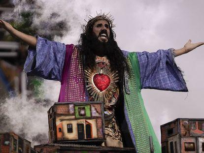 El carnaval de Río, en imágenes