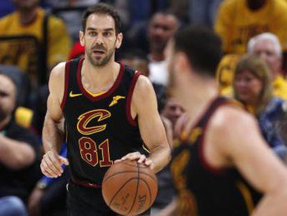 El base extremeño relata su experiencia junto al mejor jugador de la NBA y lo mucho que han sufrido los Cavaliers para alcanzar su cuarta final consecutiva contra los Warriors