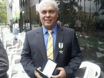 El fiscal Alcibiades Libreros, en una imagen de archivo.