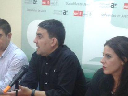 Mario Jiménez, hoy en Jaén.