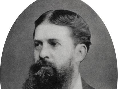 Charles Sanders Peirce.