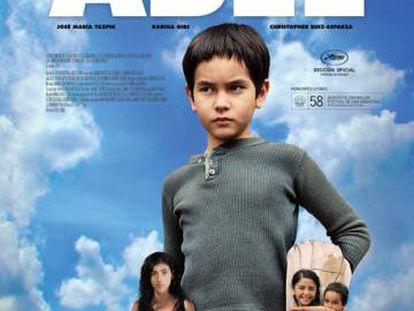 La película 'Abel', dirigida por Diego Luna.