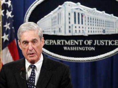 El fiscal de la trama rusa evita exonerar al presidente de obstrucción a la justicia   Si tuviésemos confianza en que no cometió delito, lo habríamos dicho