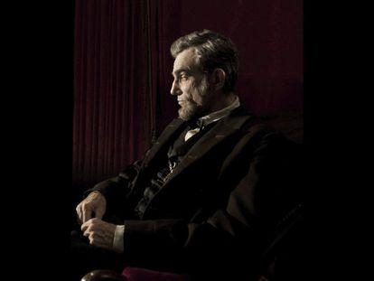 Daniel Day-Lewis ha conseguido el Oscar este año por su interpretación en la película 'Lincoln', de Steven Spielberg (2012).