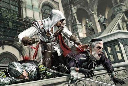 Una de las escenas de <i>Assassin's Creed.</i>