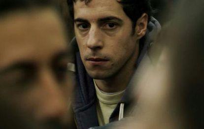 Esteban Lamothe, en la película de Sebastián Mitre