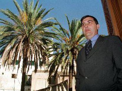 Celestí Alomar, consejero de Turismo de Baleares.