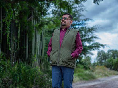 Manuel Ramírez Valdovinos a tres meses de su liberación.
