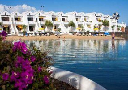 Apartamentos Sands Beach Resort, en Lanzarote.