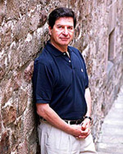 Bernardo Huberman, en Barcelona.