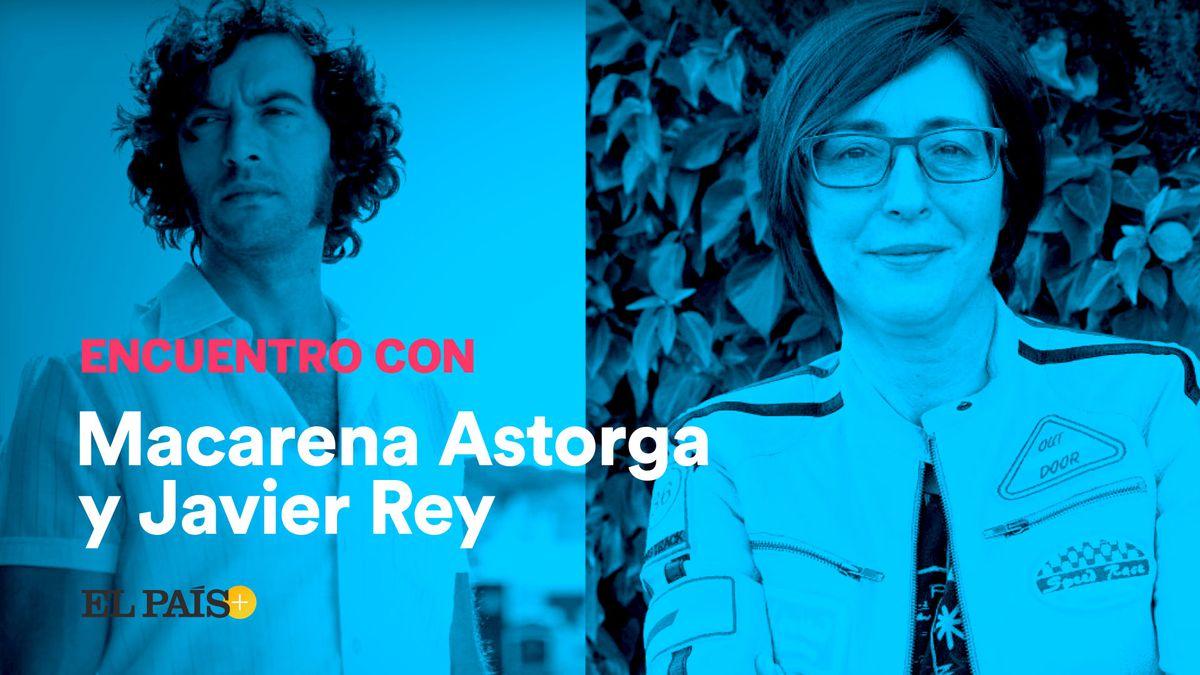 Javier Rey y Macarena Astorga presentan 'La casa del ...